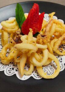 ristorante da gigi frittura di calamari